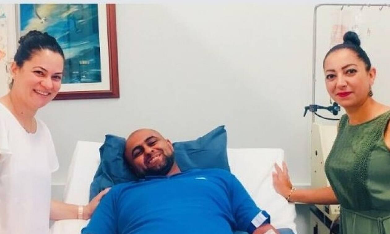 Турок-киприот стал донором костного мозга для больного раком греческого ребенка