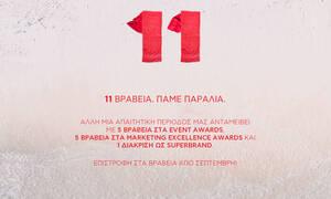 11άδα με βραβεία για την Κωτσόβολος