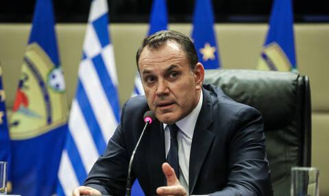Παναγιωτόπουλος: Σκοπός μας να ενισχύσουμε την αποτρεπτική ισχύ της χώρας