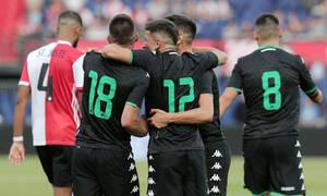 Φέγενορντ – Παναθηναϊκός 0-3: Σαρωτικός και με λαμπρό μέλλον! (photos)