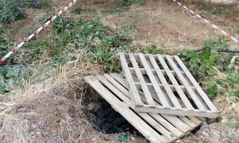 Ανείπωτη θλίψη στο Ηράκλειο: Το αφύλαχτο πηγάδι έγινε ο «τάφος» του 33χρονου
