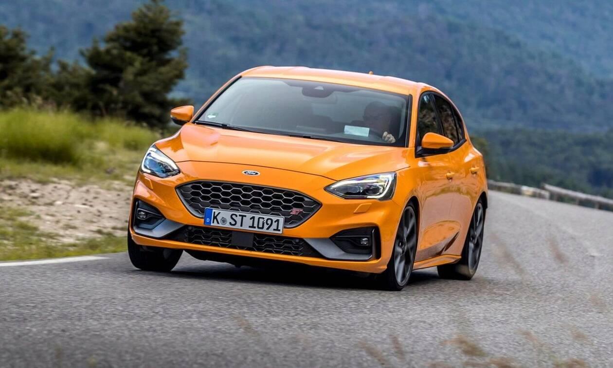 Δείτε το νέο Ford Focus ST στα βουνά της Πορτογαλίας