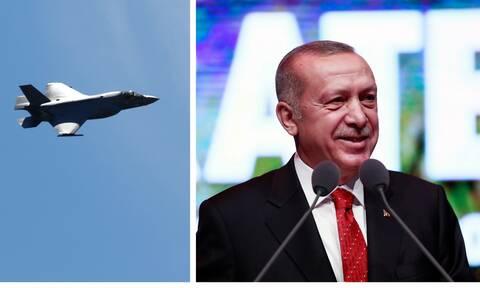 «Χαστούκι» ΗΠΑ: Η Άγκυρα «τελειώνει» με τα F-35 μέχρι τον Μάρτιο – Ερντογάν: Είστε άδικοι