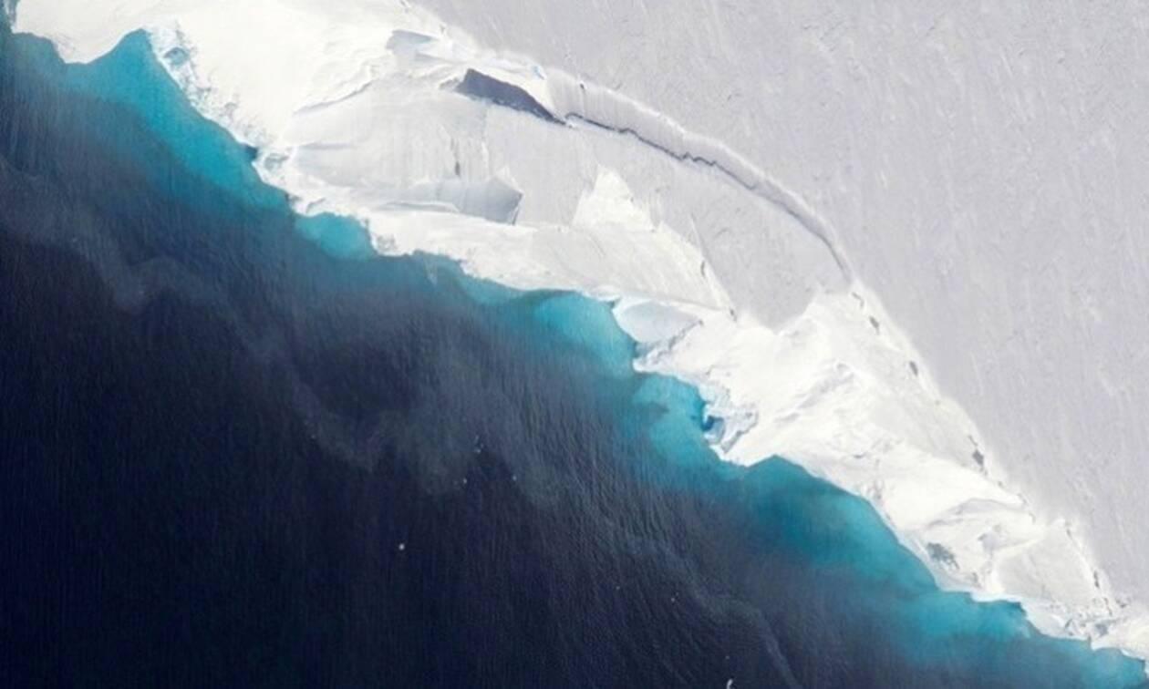 Οι επιστήμονες προειδοποιούν: «Θα βομβαρδίσουμε την Ανταρκτική» (Pics)