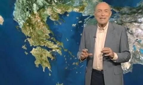 Καιρός: Χτύπησε... μονοψήφια η θερμοκρασία το πρωί! Η ενημέρωση του Τάσου Αρνιακού (video)