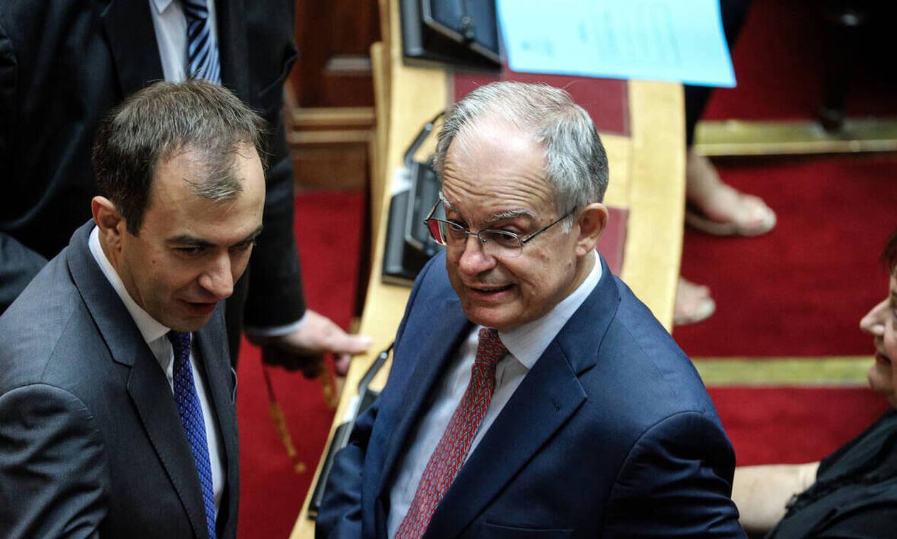 Constantinos Tasoulas elected new parliament president