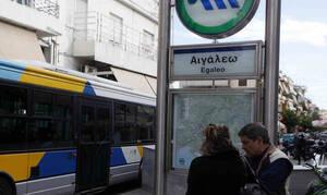 Άνοιξαν οι σταθμοί του μετρό «Αιγάλεω», «Αγία Μαρίνα» μετά το τηλεφώνημα για βόμβα