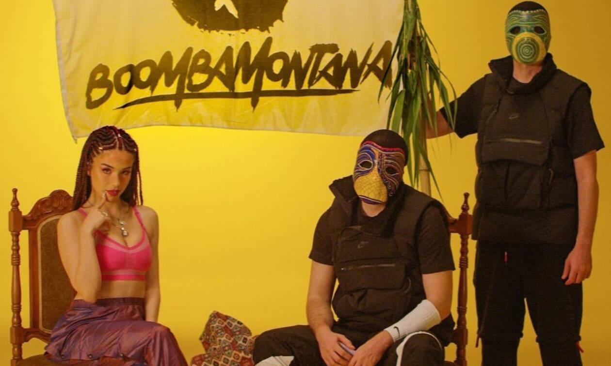 Natasha Kay x BoombaMontana: Αποκλειστικές φωτογραφίες από τα γυρίσματα του βίντεο κλιπ τους