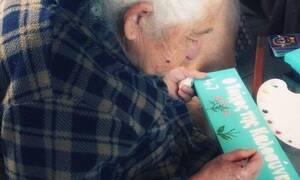 Κρήτη: Πέθανε η κυρία Μαρία που μοίραζε Ανθρωπιά μέσα απο τα πινακάκια της