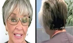 Φορούσε make up για 50 χρόνια - Θα πάθετε σοκ μόλις την δείτε άβαφη (vid)