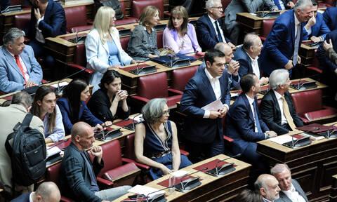 Όλοι οι αντιπρόεδροι της Βουλής: Και το ΚΚΕ ψήφισε υποψήφιο της ΝΔ
