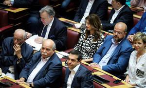 Ο ΣΥΡΙΖΑ στη δίνη της εσωκομματικής κρίσης