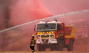 Ρεκόρ ζέστης στο Ισραήλ – Δεκάδες πυρκαγιές μαίνονται στη χώρα