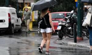 Καιρός: Μικρή άνοδος της θερμοκρασίας σήμερα - Πού θα βρέξει (pics)