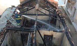 Τραγωδία στο Ναύπλιο: Γυναίκα απανθρακώθηκε μέσα στο σπίτι της (pics)