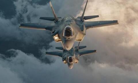 F-35: Τέλος τα αμερικανικά μαχητικά για την Τουρκία – Παίρνει «κεφάλι» η Ελλάδα στο Αιγαίο