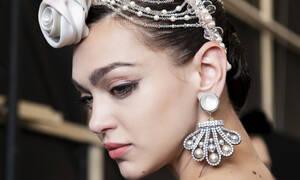 Τα πιο εντυπωσιακά beauty looks από τις Haute Couture πασαρέλες της σεζόν Fall/Winter 19/20