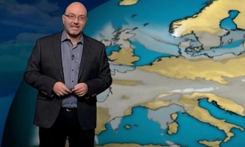 Καιρός: Η ενημέρωση του Σάκη Αρναούτογλου για ισχυρό μελτέμι στο Αιγαίο (video)
