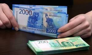 Росстат выяснил, что половина россиян получают зарплату ниже 35 тыс. рублей