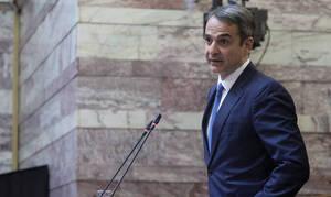 Μητσοτάκης στους βουλευτές: Όχι ρουσφέτια και λαϊκισμό - Δεν θα ανεχθώ άδεια έδρανα