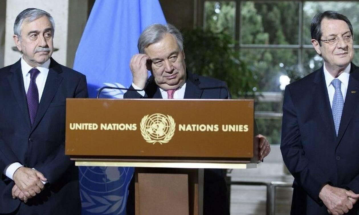 Анастасиадис и Акынджи готовы возобновить переговоры по объединению Кипра