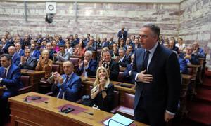 Νέα Δημοκρατία: Δια βοής γραμματέας της ΚΟ ο Σταύρος Καλαφάτης