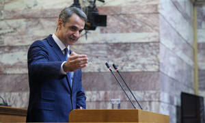 Mitsotakis: Our goal is to work harder and talk less