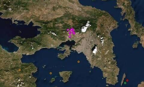 Σεισμός Αθήνα: Στο χορό των ρίχτερ η Αθήνα – Αλλεπάλληλοι μετασεισμοί