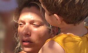 Σύλβια Δεληκούρα: Μας δείχνει τον γιο της μετά από καιρό (pics)