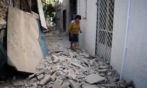 Σεισμός Αθήνα – Βίντεο: Τα 15 δευτερόλεπτα του τρόμου - Η στιγμή που ο εγκέλαδος χτυπά την Αττική