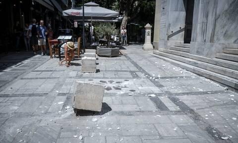 Σεισμός Αθήνα: Μικροτραυματισμοί και ζημιές σε κτήρια