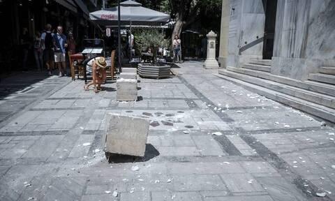 В Афинах зафиксирована серия афтершоков магнитудой от 2,5 до 4,6 балла