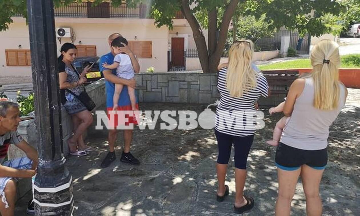 Σεισμός Αθήνα: Αγοράκι 8 ετών τραυματίστηκε από πτώση καμινάδας