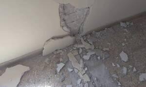 Σεισμός Αθήνα: Πανικός σε κτήριο του Πειραιά – Εικόνες που σοκάρουν
