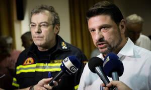 Σεισμός Αθήνα - Χαρδαλιάς: Σε επιφυλακή η Πυροσβεστική και ετοιμότητα 48 ωρών στον κρατικό μηχανισμό