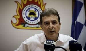 Σεισμός Αθήνα - Χρυσοχοΐδης: Δεν θα φύγουμε, δεν θα κοιμηθούμε πριν περάσει κάθε κίνδυνος