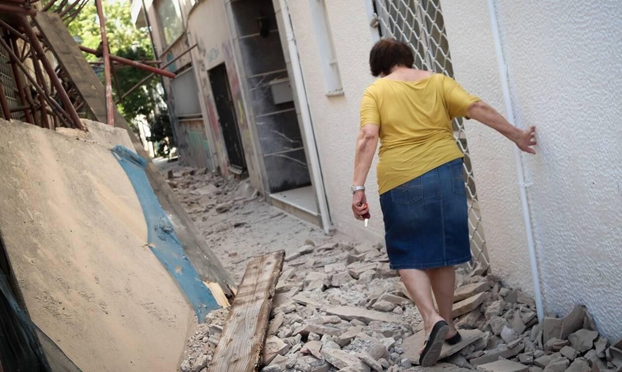 Σεισμός στην Αθήνα: Στο νοσοκομείο μία έγκυος και ένα παιδί