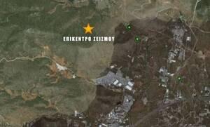 Βίντεο: Το επίκεντρο του σεισμού στην Αθήνα από ψηλά