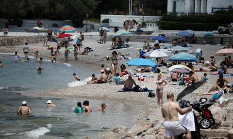 Καιρός για παραλία το Σαββατοκύριακο! Ανεβαίνει και άλλο ο υδράργυρος