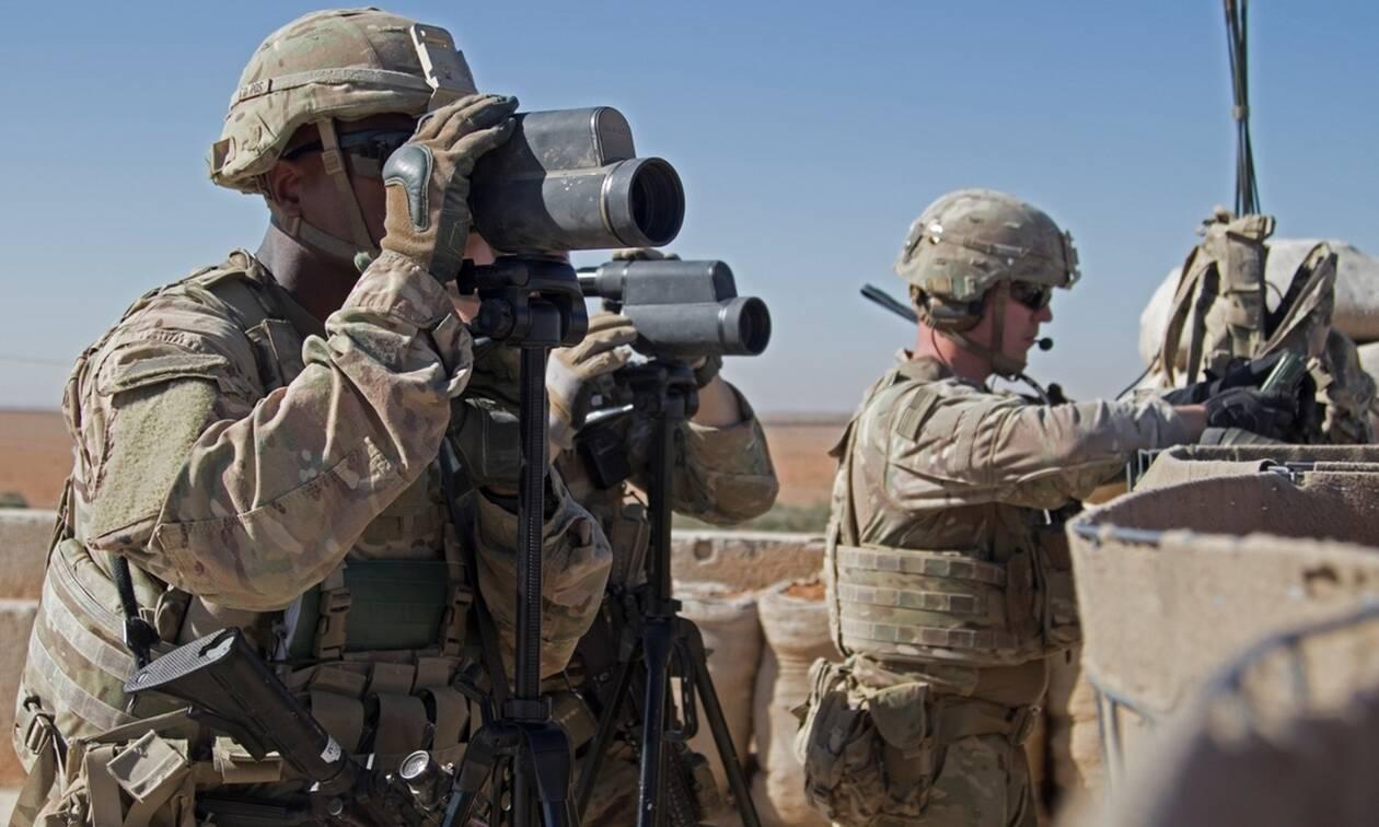 Πεντάγωνο: Οι ΗΠΑ αναπτύσσουν εκατοντάδες στρατιώτες στη Σαουδική Αραβία
