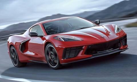 Νέα Chevrolet C8 Corvette Stingray:H πρώτη με κινητήρα στο κέντρο, 502 ίππους και από 55.900 δολάρια
