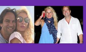 Ελένη Μενεγάκη – Μάκης Παντζόπουλος: Γιορτάζουν δέκα χρόνια μαζί και αυτό είναι το love story τους (Photos)