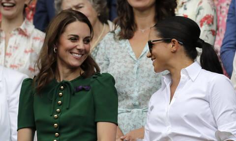 Meghan Markle και Kate Middleton είναι σαν οικογένεια. Τι της έφερε κοντά;