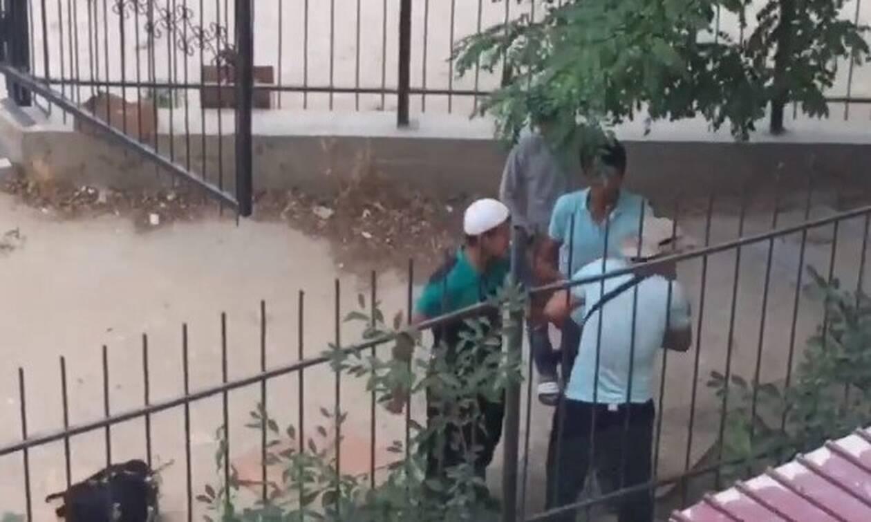 Πήγαν να κλέψουν άνδρα αλλά αυτό που έπαθαν δεν θα ξεχάσουν ποτέ! (video)