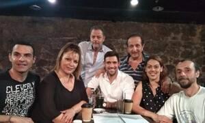 Σοκ για Έλληνα ηθοποιό - Γύρισε σπίτι και τον περίμενε μία δυσάρεστη έκπληξη (pics)