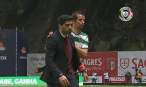 ΠΑΟΚ: Όταν ο Κοεντράο τσακώθηκε με τον Φερέιρα (video)