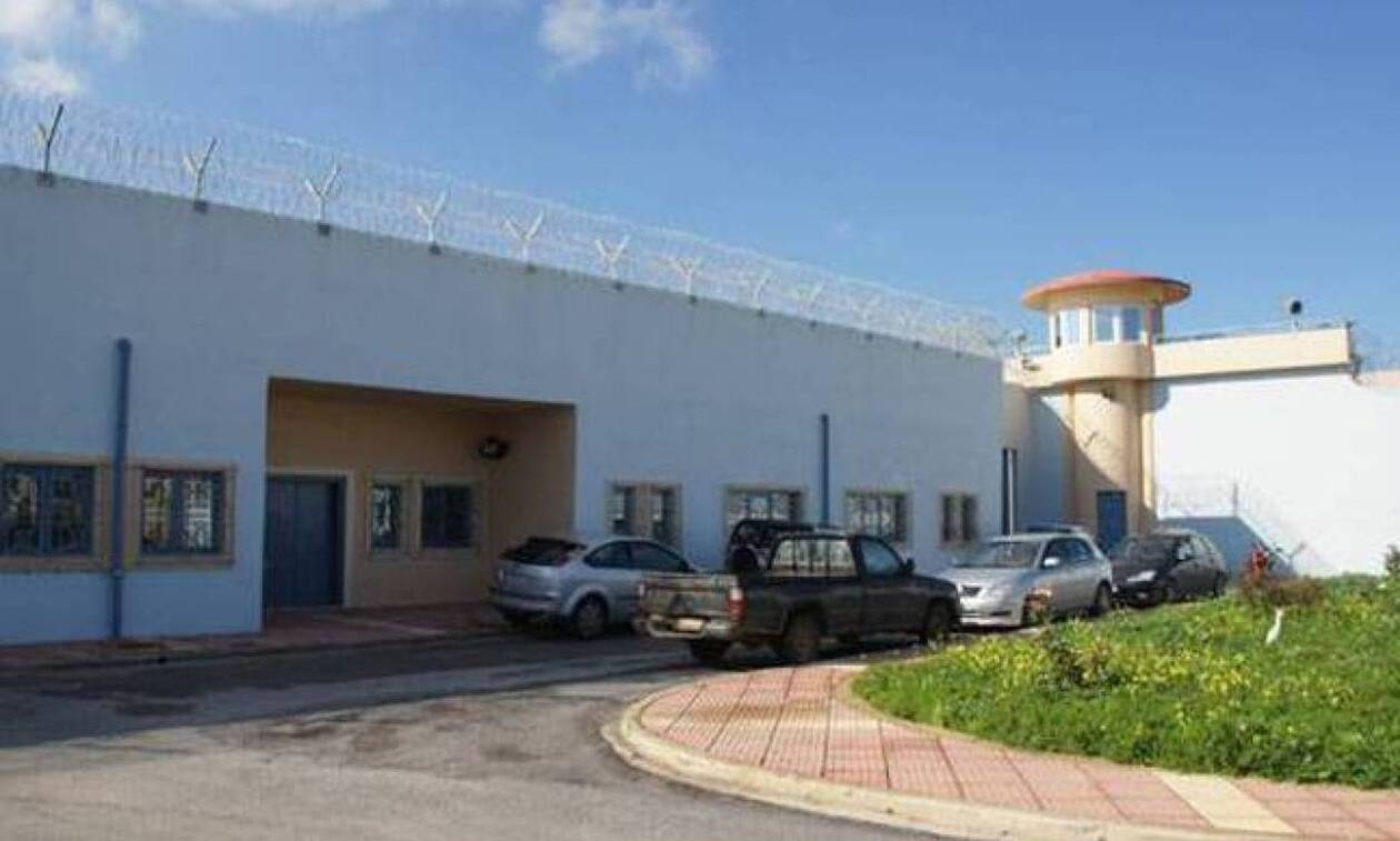 Χανιά: Άγρια συμπλοκή στις φυλακές Αγυιάς - Τρεις τραυματίες