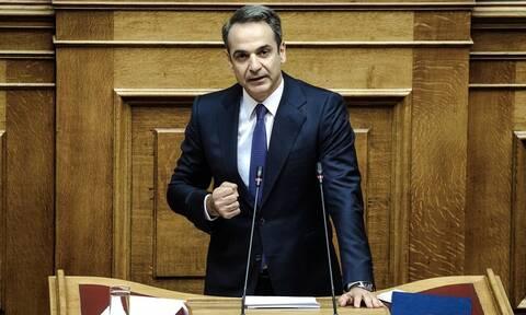 Μητσοτάκης: Γκρεμίζονται οι φυλακές Κορυδαλλού - Τα πέντε έργα σε Αθήνα και Θεσσαλονίκη