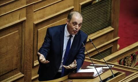 Βελόπουλος για εξαγγελίες πρωθυπουργού: 39 λεπτά παροχολογίες, μόλις 1' για εθνικά θέματα