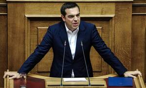 Tsipras: The first parliament without memoranda after ten years